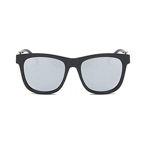 Aoligei Lunettes de soleil hommes, lunettes de soleil, lunettes de pilote. B