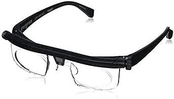 Reading Glasses Focus Magnifying Adjustable lens Reading Glasses for men women Myopia Eyeglasses 6D to +3D Diopters Magnifying Variable adjustable