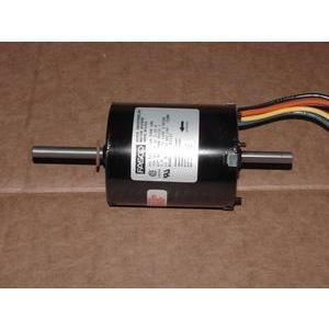 Fasco 7190 1559 d1135 1 12 hp double shaft electric motor for Double ended shaft electric motor