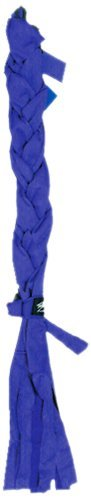 Intrepid International Original Tailwrap Fleece Tail Braid, Long, Royal Blue - Tail Wrap