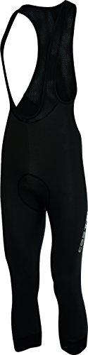 Castelli Nano Flex 2 Bib Knickers - Men's Black, XXL by Castelli (Image #1)