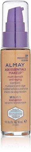 Almay Age Essentials Makeup, Medium Cool ()