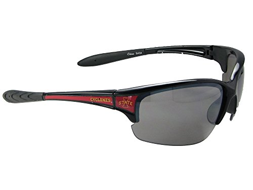 Sports Accessory Store Iowa State Cyclones Black Red Elite Sunglasses ISU Licensed NCAA S7JT