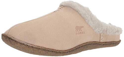Us 5 Sorel Oatmeal Slipper 9 Slide m Nakiska Women's B Wpq7zF
