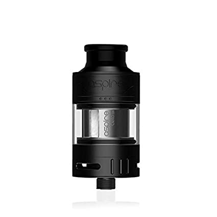 Aspire Cleito 120 Pro Tank 2ml Sub-Ohm Clearomizer Atomizer (Black) No nicotine