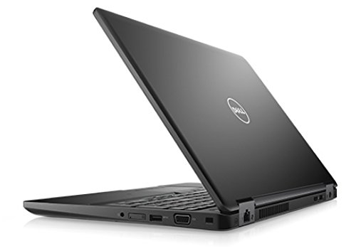 Dell XNH36 Latitude 5580 Laptop, 15.6'' HD, Intel Core i5-7200U, 8GB DDR4, 500GB Hard Drive, Windows 10 Pro