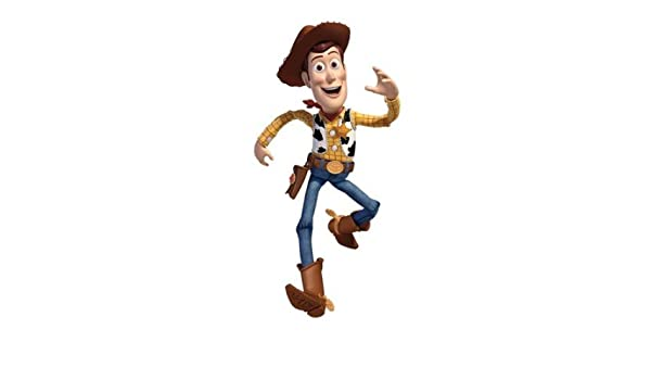 Roommates Rmk1430Gm Toy Story Woody Peel /& Stick Giant Wall Decal