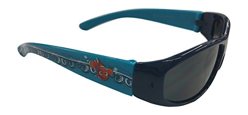 Finding Nemo Dark Blue Childrens Kids Boys Blue Sunglasses - 100% UVA & UVB - Nemo Sunglasses