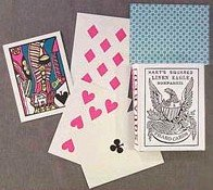 Collectible Badges Pharo Playing Poker Cards