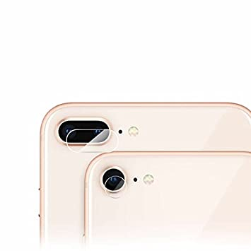 huge selection of fbe5e 584f6 KAIBSEN® iPhone 8/8 Plus Camera Lens Protector Super Clear Ultra HD ...