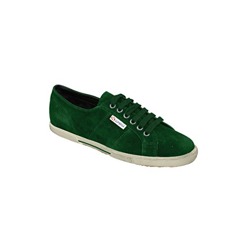 Sneaker Green unisex 2950 Jungle adulto Sueu Superga qRZF6OE