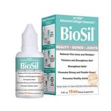 Biosil, Bones & Joints Liquid 0.5 oz by Natural Factors (Pack of 2)