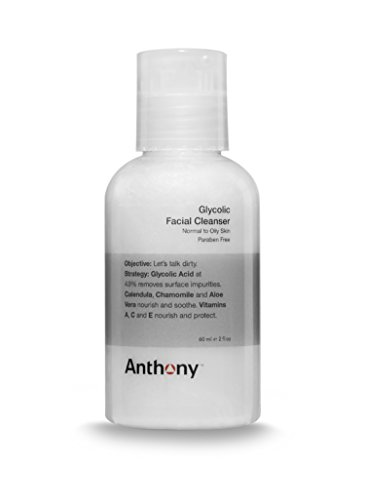 Anthony Glycolic Facial Cleanser, 2 oz.