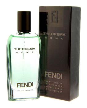 Theorema Uomo for Men by Fendi 1.7oz 50ml EDT Spray