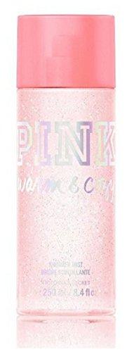 Victorias Secret Pink Warm & Cozy Shimmer Mist 2.5 fl.oz.