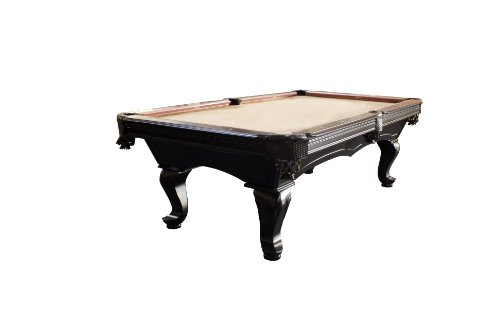 Empire usa signature series the cullin pool table with 1 for 1 inch slate pool table