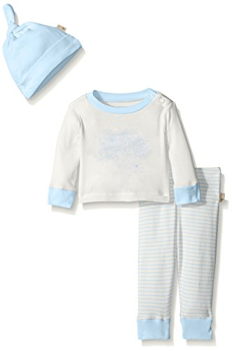 Burt's Bees Baby - Baby Girls Top and Pant Set, Tunic and Leggings Bundle, 100% Organic Cotton