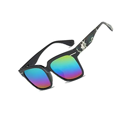Protección FlowerKui de sol UV400 Colorful gafas sol de Mujeres Lente sol Pesca Gafas de Colorida Hombres Ciclismo Gafas Conducción PgqrPwWfO