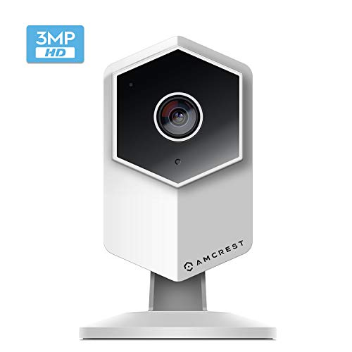 Amcrest 2K Wireless IP Camera 3MP  5ghz Indoor Pan/Tilt WiFi