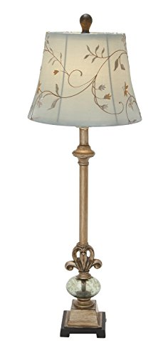 Top recommendation for buffet lamps set of 2 blue
