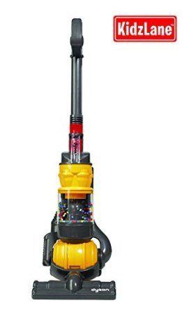 Kids Vacuum Cleaner, Electronic Dirt Devil Vacuum for Kids, Pretend Dyson Vacuum for Kids
