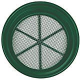 1/4'' Classifier Sifting Pan Gold Panning Fits 5 Gallon Bucket Mesh Screen New