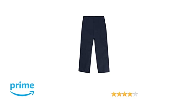 French Toast School Uniforms Adjustable Waist Double Knee Pant Modern Fit