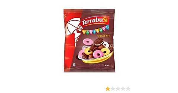 Amazon.com: Terrabusi Galletitas / Assorted Chocolate Cookies ...