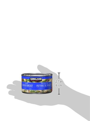 Kirkland Signature Chicken Breast Packed In Water Premium Chunk 6 12 5 Ounce Cans Chinese
