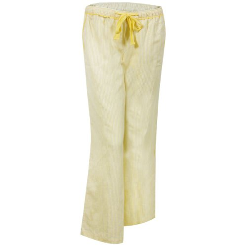 Yellow Stripe Yellow Striped Lounge Pants