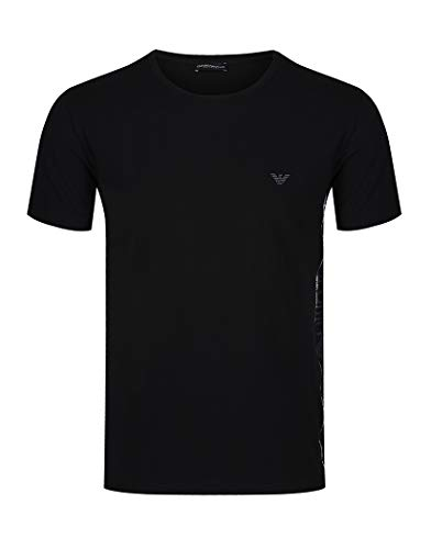Emporio Armani Short Sleeve t-Shirt Round Neck Man Men's Item 211813 9P462