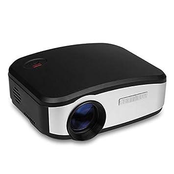 Amazon.com: Q&N Mini proyector LED, proyector de vídeo DLP ...