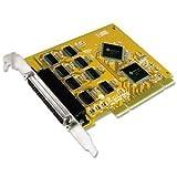Sunix 8 Port RS-232 Universal PCI Serial Card
