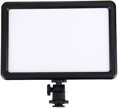 カメラアクセサリー LED-006 104 LED 850LMキヤノン、ニコン、DSLRカメラ用の照明ライトライト 照明&スタジオ