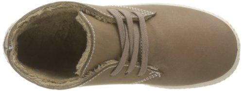Taupe Tintada Pelo Victoria enfant mixte Beige Safari Piel Boots BwxgTq