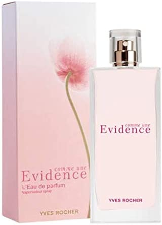 Yves Rocher COMME UNE EVIDENCE L'Eau de Parfum Spray 50 ml