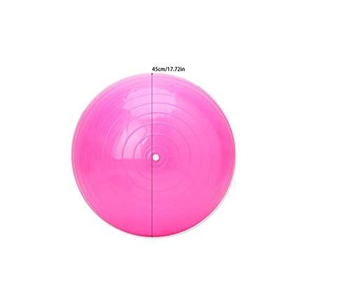 Zhoyea - Balón de Yoga (46 cm): Amazon.es: Hogar