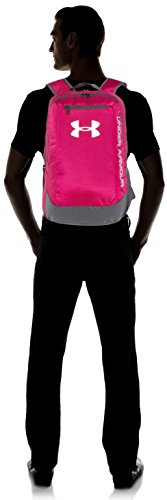 LDWR Tropic Pink Men's Hustle Backpack Pink Under Armour HqEx7O8