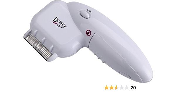 Jata PEL - Peine electrónico antipiojos y liendres: Amazon.es: Salud y cuidado personal