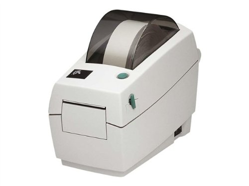 Zebra LP2824 Plus DT Desktop Barcode Label Printer (P/N (Dt Desktop Printer)
