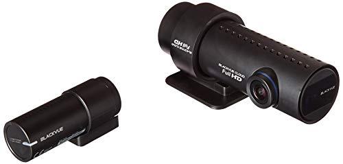 Blackvue New DR650S-2CH 128GB, Car Black Box/Car DVR Recorder, Built-in Wi-Fi, Upto 128GB Support, Black (DR650S-2CH-128GB)