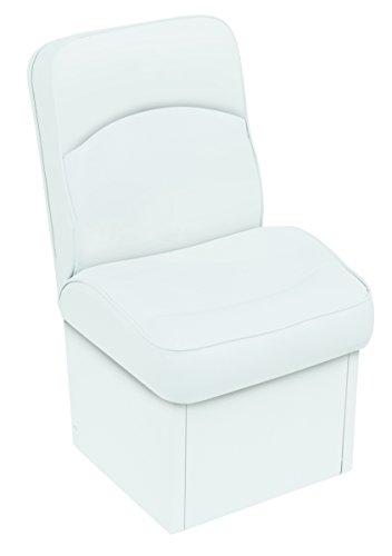 Wise 3061-784 Pinnacle Series Jump Seat, Cuddy Brite White