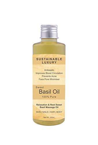 Tjori 100% Pure Sweet Basil Oil