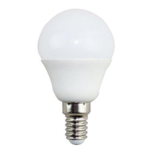 Bombilla LED E14, iluminacion 5W (400 lm), 4000K (luz neutra)