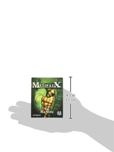 Wyrd Miniatures Malifaux Resurrectionists Hanged Model Kit 2 Pack