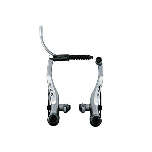 SHIMANO Deore LX BR-T670 v-brakes black (Design: for Rear wheel)