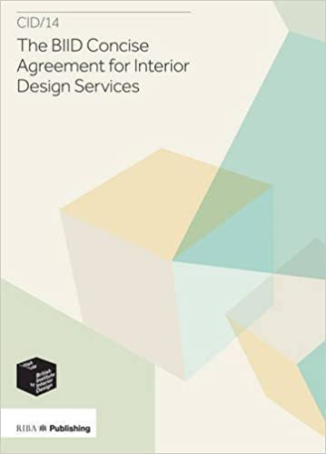 Buy The Biid Concise Agreement For Interior Design Services