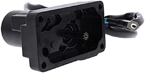 DB Electrical New 430-22155 Marine Starter 15HP Replacement for Yamaha F15CELH 2007 2008 F15CMLH 2007 2008 F15CESH 2007 2008 2011 F15CMSH 2007 2008 69A-43880-00-00 F15CPLH 2007 2008 2009 2010 2011