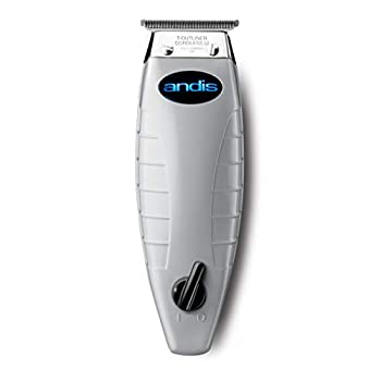 Image of Andis Professional Cordless T-Outliner Beard/Hair Trimmer, 74000 Health and Household