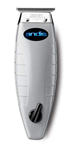 Andis Professional Cordless T-Outliner Beard/Hair Trimmer, 74000 (Andis Cordless Trimmer)